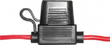 IN-LINE SPLASHPROOF STANDARD SIZE BLADE FUSE HOLDERS